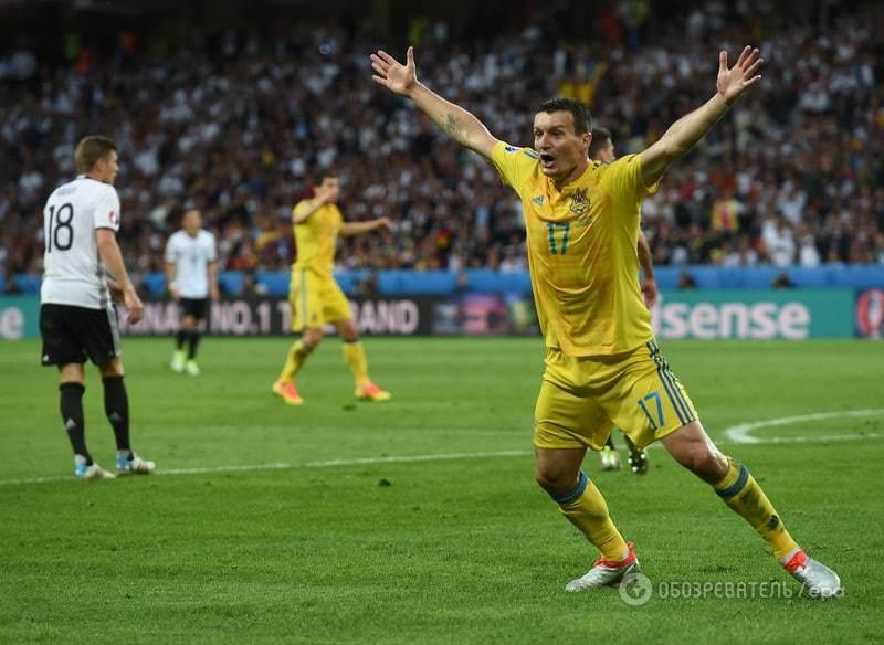 Борьба с чемпионами мира. Как Украина стартовала на Евро-2016