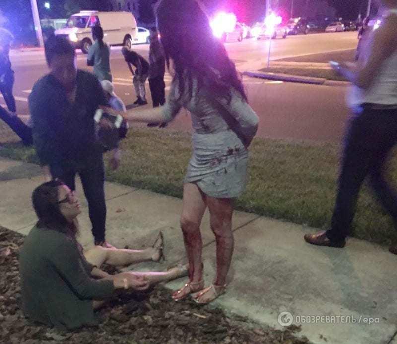 Кривава трагедія в США: у гей-клубі застрелили 50 осіб, багато поранених