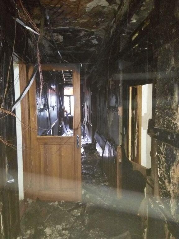 Пожар в здании суда в Киеве: стали известны подробности ЧП