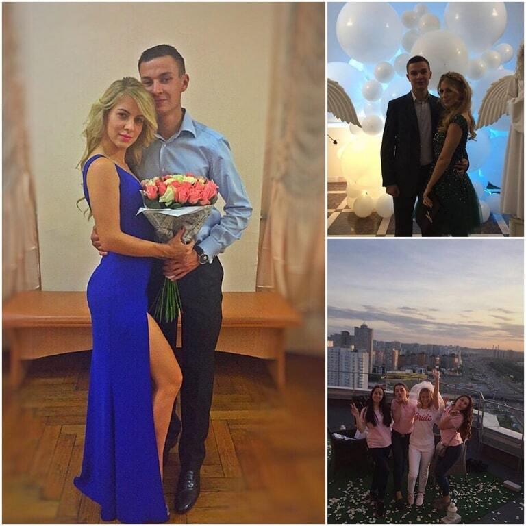 Витратив три декларації: Гелетей одружив сина на даху готелю російського олігарха