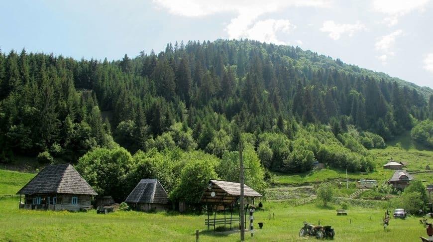 Красоты Украины: топ-7 самых живописных сел страны