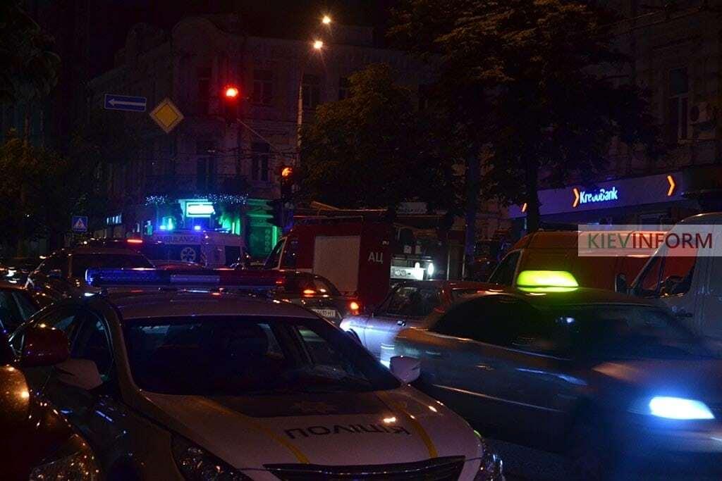 СМИ узнали, зачем неизвестные устроили взрыв в жилом доме Киеве