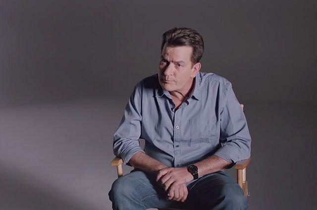 ВИЧ-инфицированный Чарли Шин снялся в рекламе презервативов