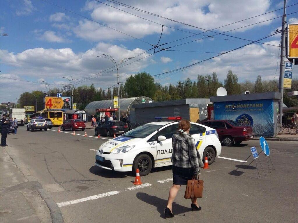 Смертельное ДТП на Дорогожичах в Киеве: полицейского будут судить