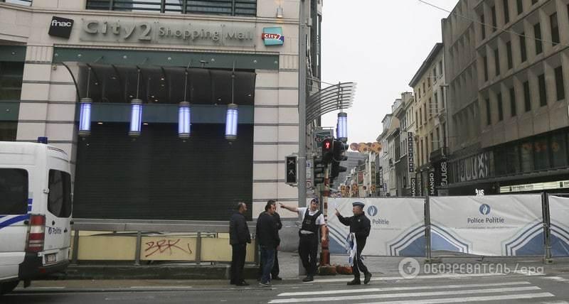 Спецоперация в Брюсселе: все подробности, фото и видео