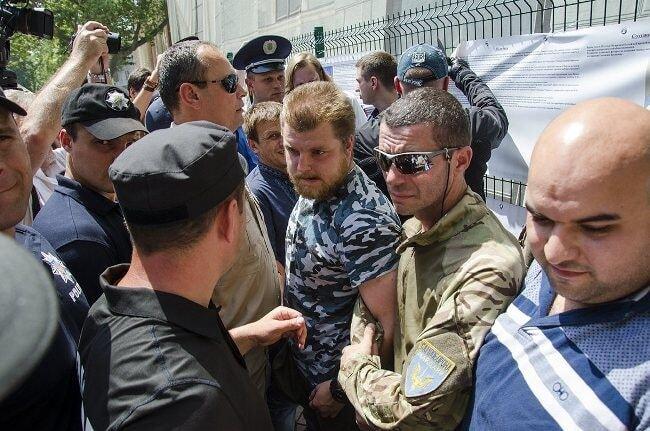 """На участников """"антитрухановского майдана"""" в Одессе могут подать в суд за клевету"""