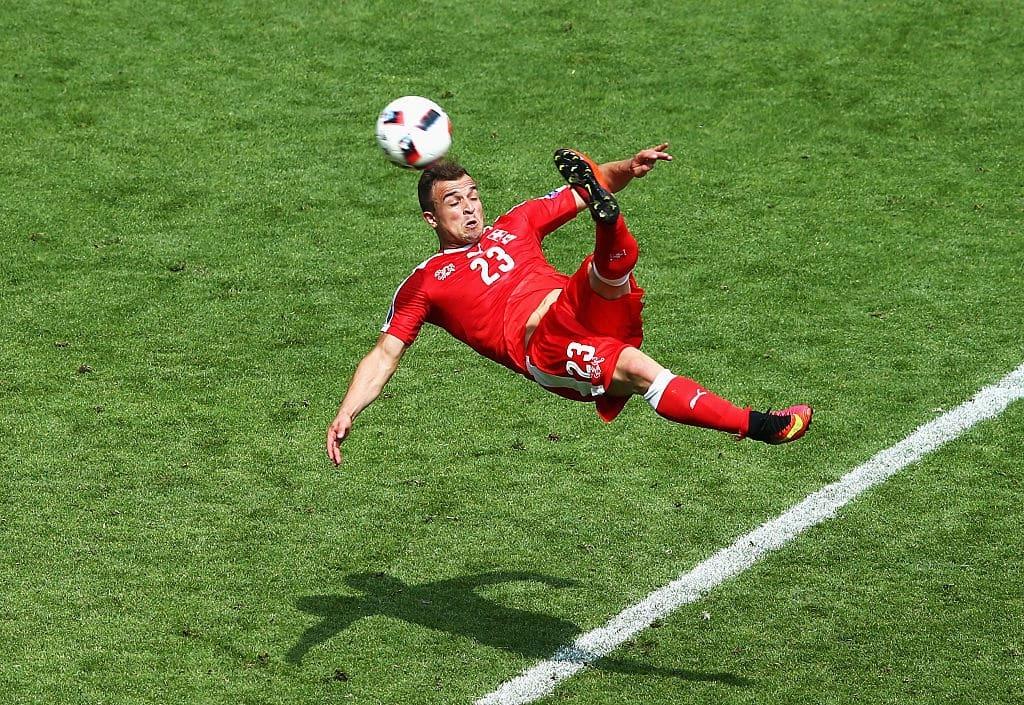 Евро-2016. Польша драматично обыграла Швейцарию и вышла в четвертьфинал