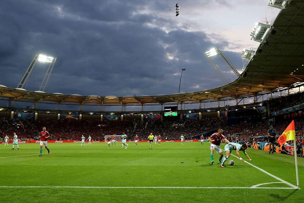 Евро-2016. Бельгия разгромила сенсационную Венгрию в 1/8 финала