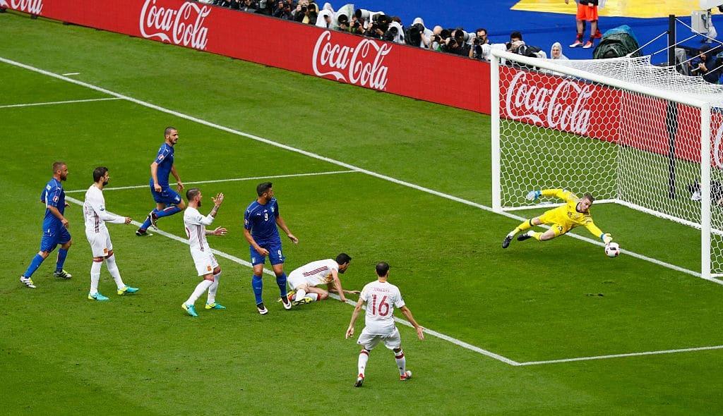 Євро-2016. Італія поставила на коліна Іспанію і вийшла у чвертьфінал