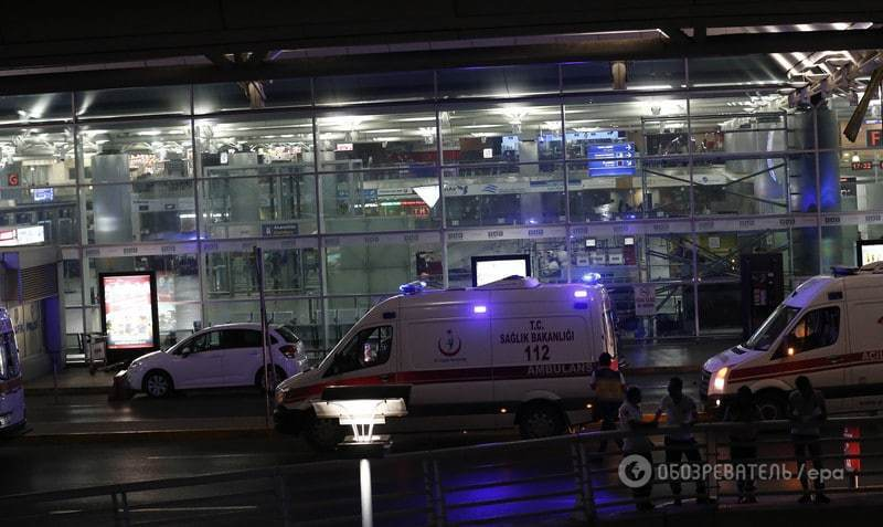 Стамбул сколихнули потужні вибухи і стрілянина: десятки жертв і постраждалих