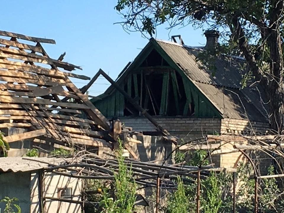 """""""Многие стали седыми"""": боевики устроили адскую ночь жителям Марьинки"""