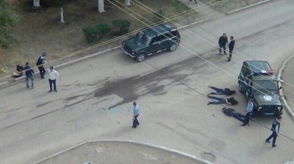 АТО в казахстанському місті Актобе: всі подробиці