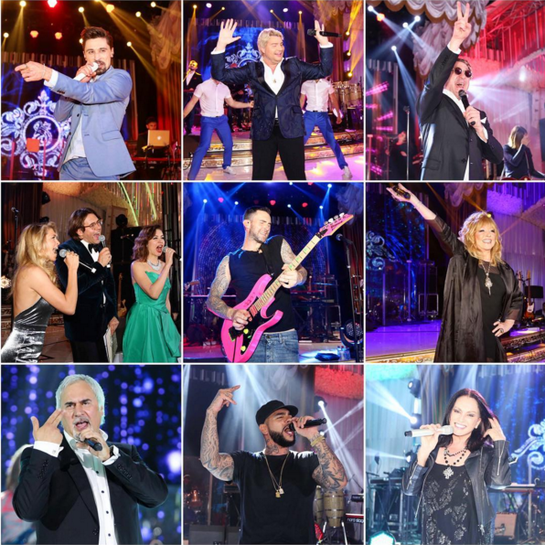 Пугачева, Ротару и Maroon 5 развлекали гостей на роскошной свадьбе российского миллиардера