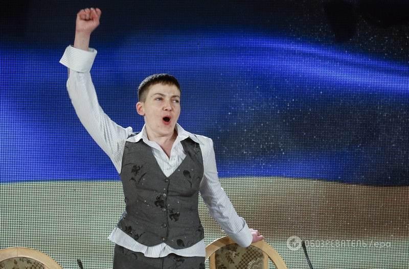 """""""Определенно не секонд-хэнд"""": стилисты оценили имидж Надежды Савченко"""