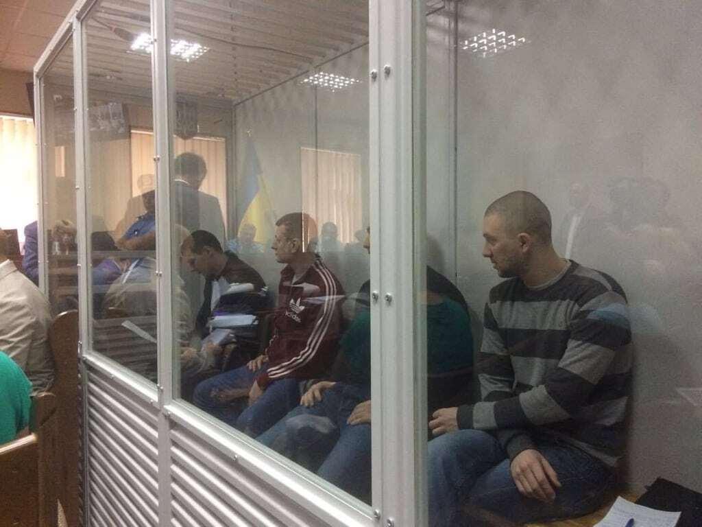"""Расстрел Майдана: подозреваемым экс-""""беркутовцам"""" хотят продлить арест"""