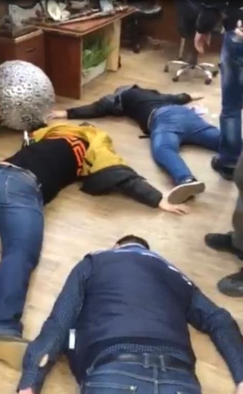 """В Киеве СБУ задержала группу пособников террористов """"ЛНР"""""""