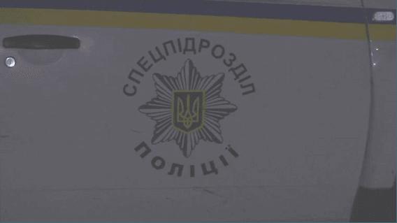 В Одессе бросили гранату в спецназовцев Нацполиции