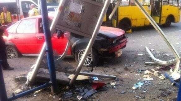 Кровавое ДТП на остановке в Киеве: дочь погибшей ищет очевидцев
