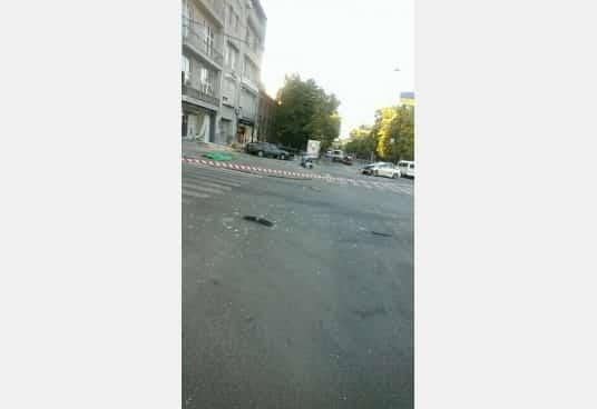 В Харькове патрульные стали участниками жуткой аварии: погибли два человека