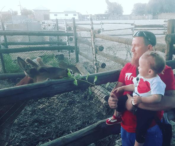 Террорист Моторола отдохнул с верблюдами под Ростовом