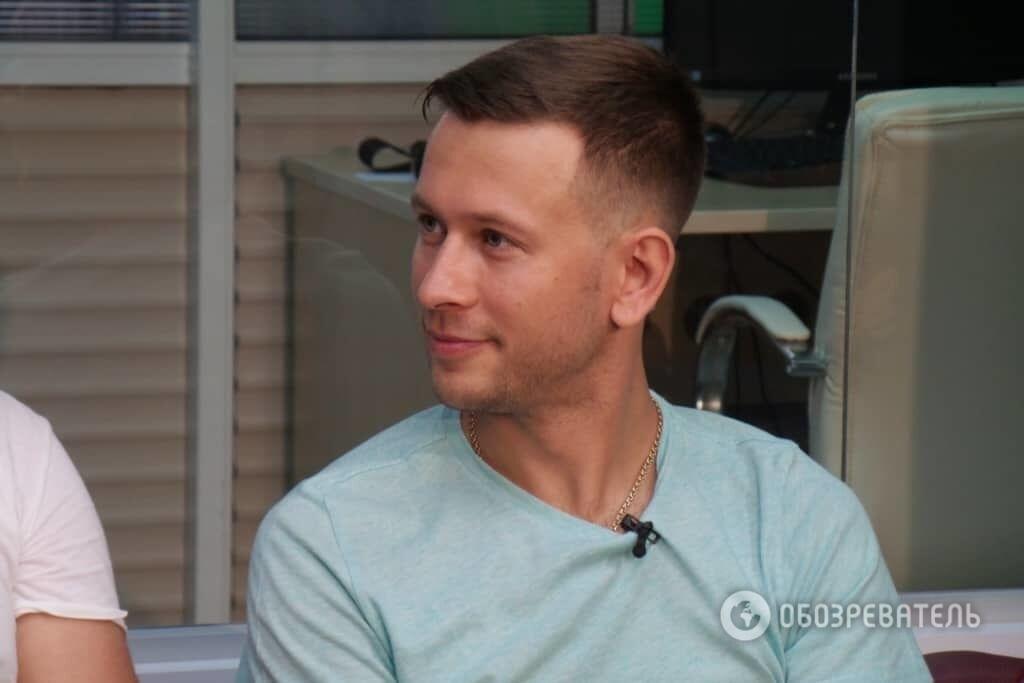 Ступка пояснив, чому Логунова відмовилася взяти його прізвище