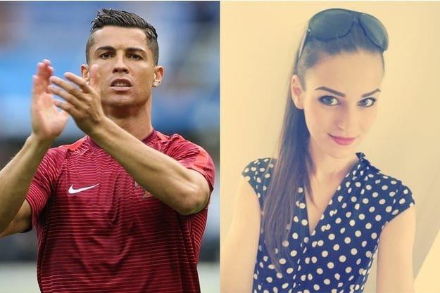Криштиану Роналду нашел новую девушку прямо на стадионе в финале Евро-2016