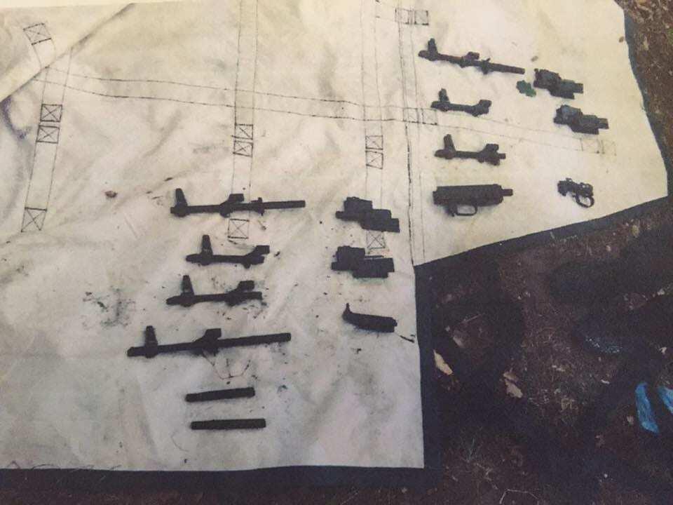 ГПУ нашла оружие, из которого расстреливали людей на Майдане