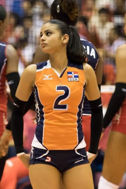 Фото волейболисток мира