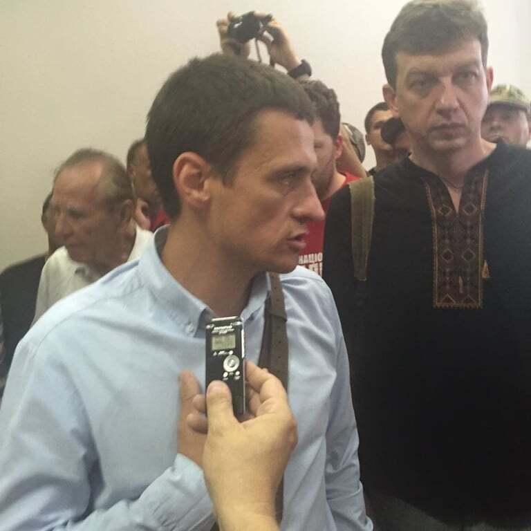 За дело взялся Луценко: стало известно, когда могут освободить Лыхолита