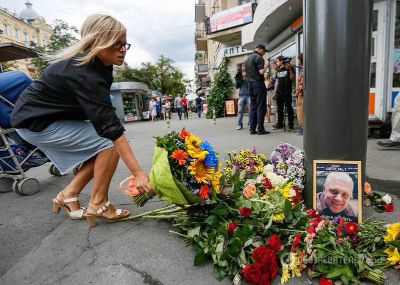 Усе, що відомо про загибель Павла Шеремета: подробиці, фото і відео