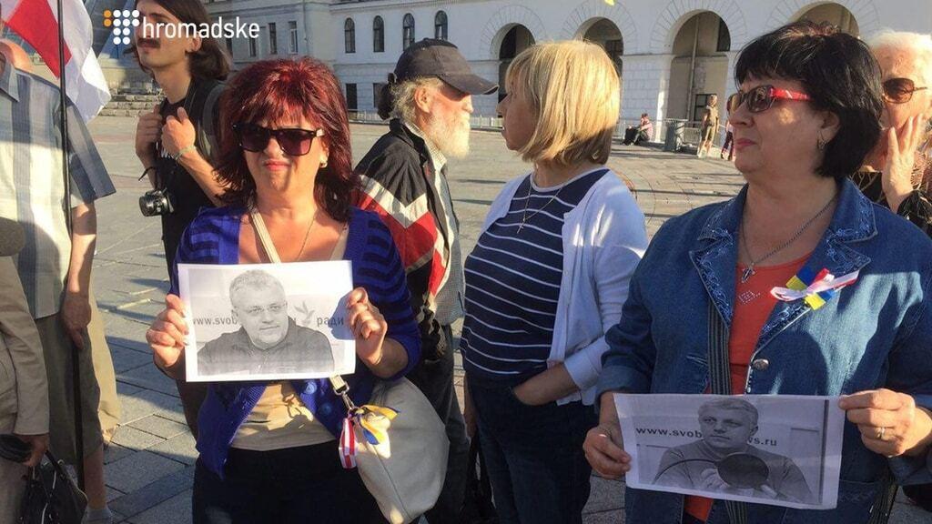 Майдан в цветах и сотни неравнодушных: в Киеве почтили память Шеремета