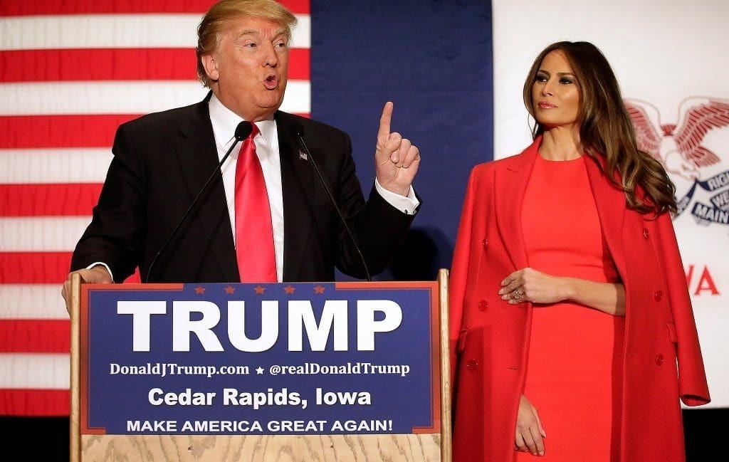 Неизвестные факты о жене Трампа: социализм, голые фото и несметные богатства