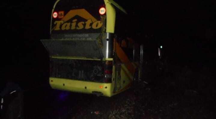 В России автобус с футбольной командой попал в ДТП: есть жертвы