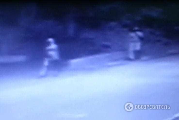 Киллером оказалась женщина: опубликовано видео закладки взрывчатки под автомобиль Шеремета