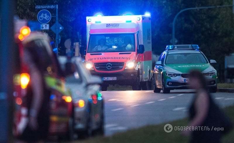 В торговом центре Мюнхена открыли стрельбу, 10 погибших: все подробности