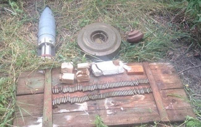 Террористы планировали взорвать дорогу Северодонецк-Попасная