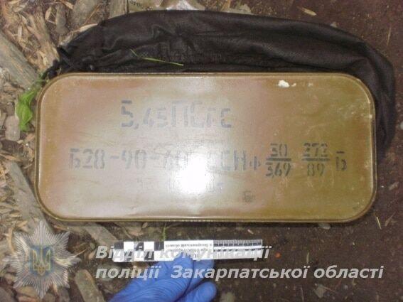 """В Ужгороде """"заминировали"""" помойку"""
