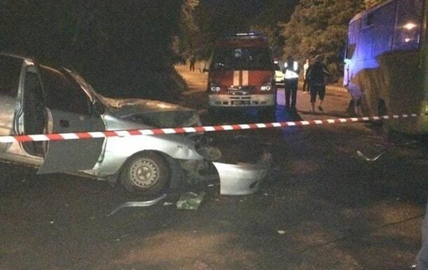 ДТП с маршруткой в Харькове: погибли два майора полиции