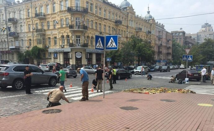 На место убийства Шеремета прибыли иностранные эксперты - СМИ