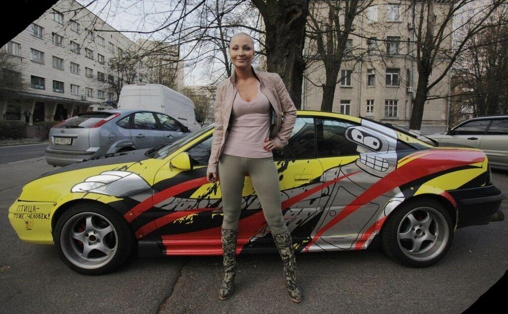 Умерла от туберкулеза: патрульная из Киева увлекалась автогонками