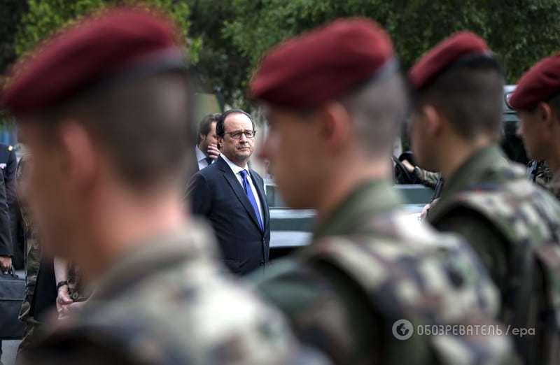 """""""Исламское государство"""" взяло на себя ответственность за теракт в Нормандии"""
