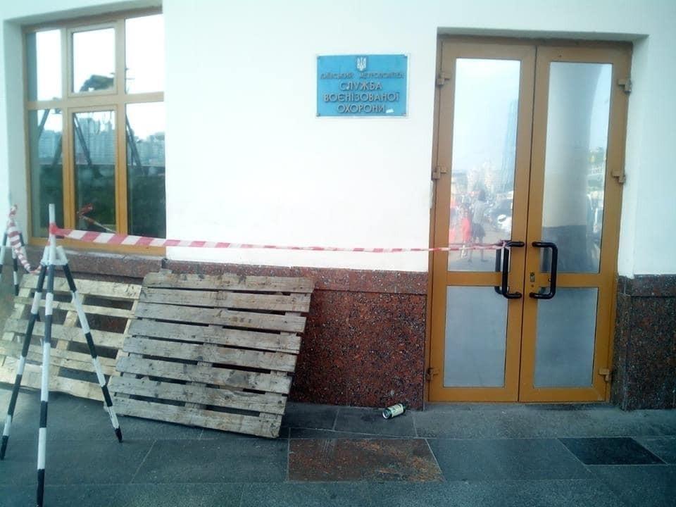 В Киеве разлили опасную ртуть на станции метро