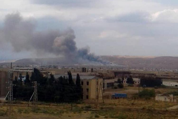 В Азербайджане на заводе произошел взрыв: СМИ сообщают о 20 пострадавших
