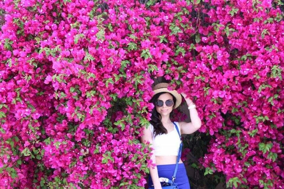 Співачка Tania BerQ відпочила з коханим на яхті у Греції