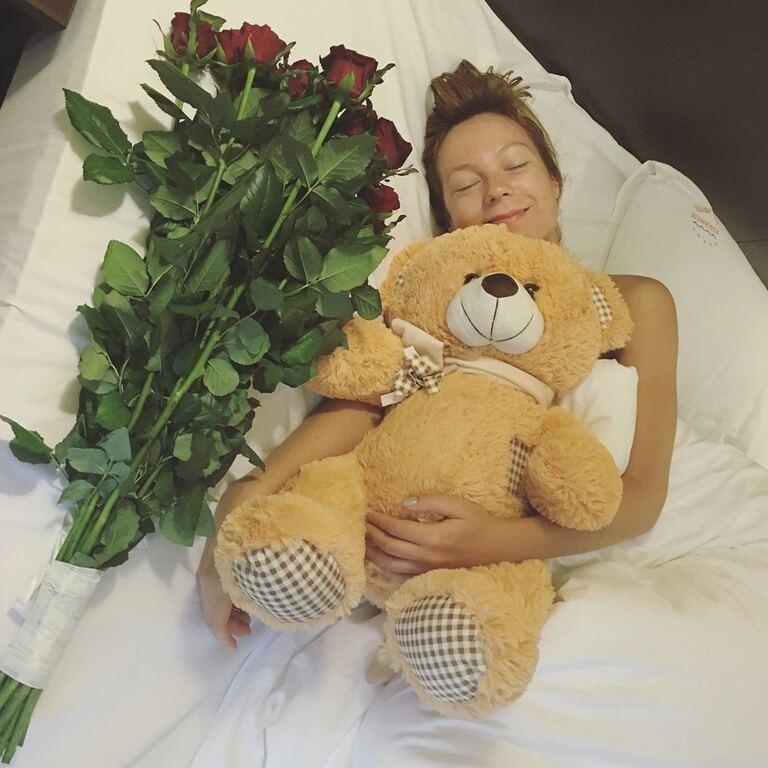 День рождения в Карпатах: как Светлана Тарабарова отпраздновала свое 26-летие