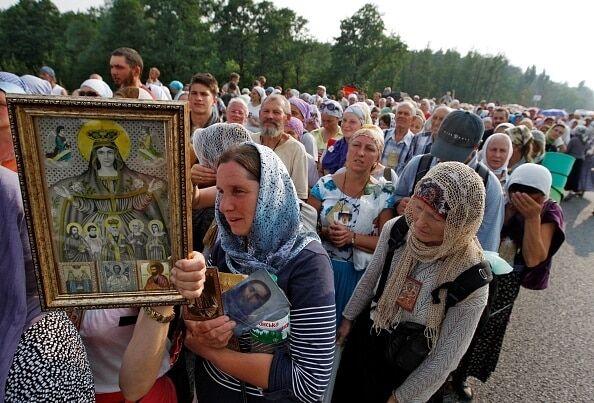 Хресна хода в Києві: всі подробиці, фото і відео
