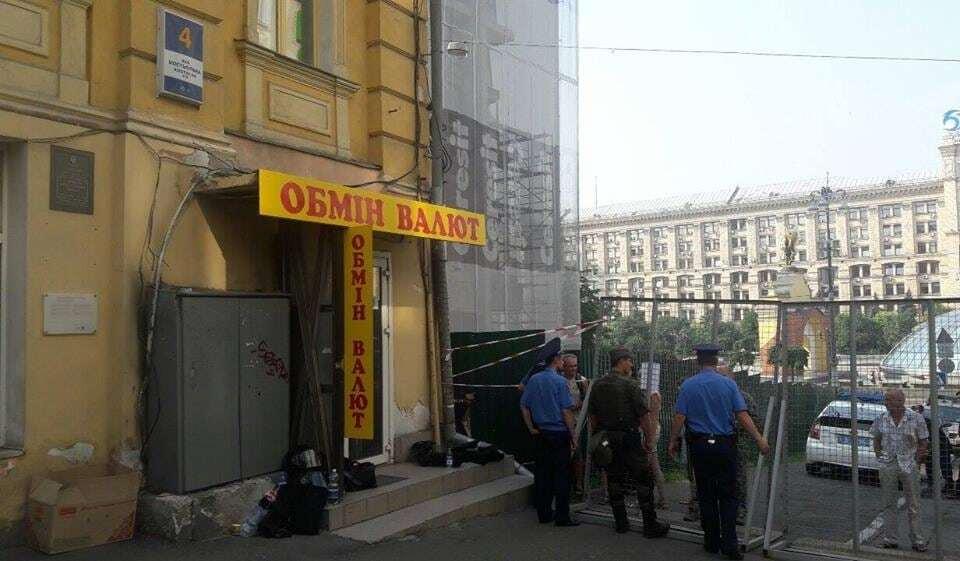 В Киеве из-за Крестного хода перекрыли Майдан, установлены металлодетекторы