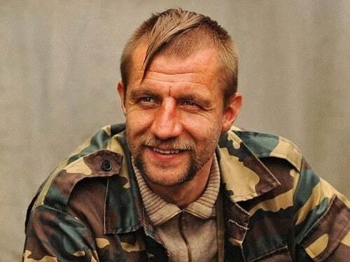Козак Гаврилюк сбрил усы после женитьбы на студентке