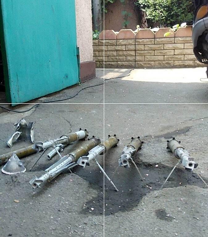 Марьинку обстреляли из противотанковых гранатометов: разрушены жилые дома