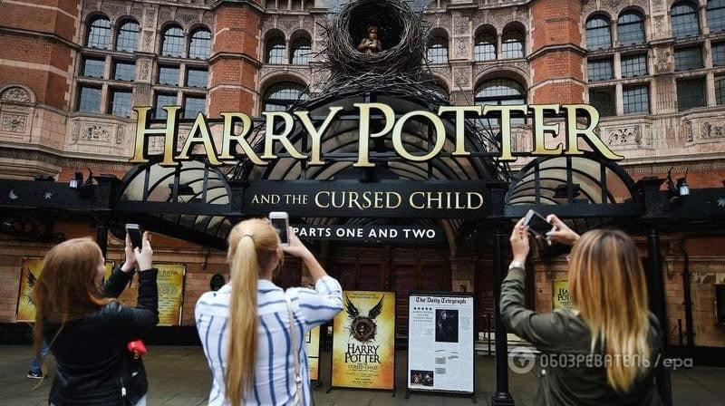 Світ сколихнула нова книга про Гаррі Поттера